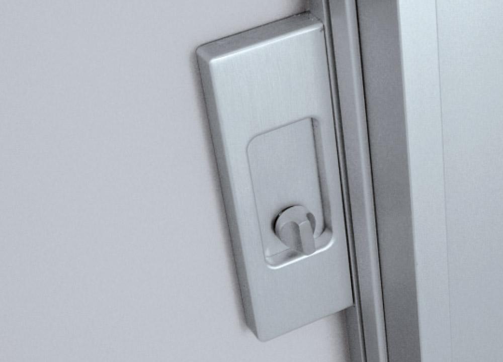 poign e pour porte coulissante verre et aluminium. Black Bedroom Furniture Sets. Home Design Ideas